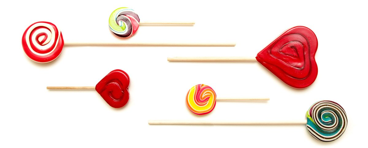 lollies van papabubble